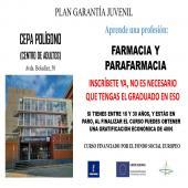 Cualificación profesional de Farmacia y Parafarmacia