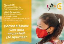 Abierto el plazo de matrícula para el curso 2021-2022